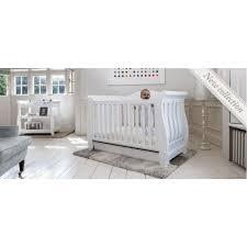 Boori Sleigh Change Table Boori Sleigh Royale Cot Bed