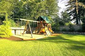 Backyard Play Area Ideas Cheap Playground Cheap Backyard Play Ideas Backyard Projects Kid 4