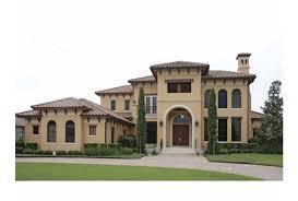 modern mediterranean house plans eplans mediterranean modern house plan sweeping staircase 5921