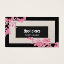 Business Card Fashion Designer Clothing Store Business Cards U0026 Templates Zazzle