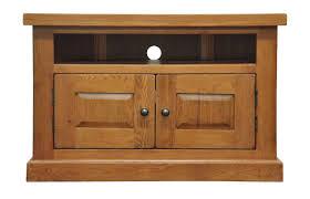 light wood corner tv stand tewkesbury corner tv unit hallowood