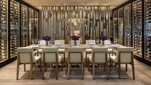Hotel Dining Room Furniture Dining Chicago Luxury Hotel The Langham Chicago