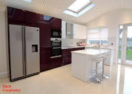 high gloss kitchens kitchen design dublin
