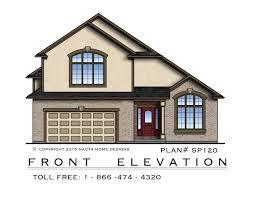 100 side split house plans great split level exterior