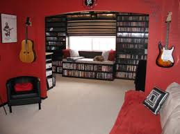 cool home music room 22 small home music room design beautiful