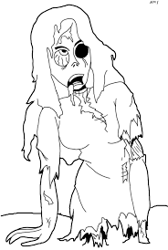 zombie coloring pages zombie coloring pages u2013 kids coloring pages