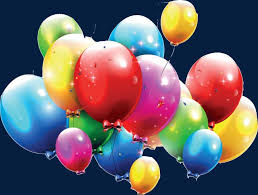 balloons that float color balloons floating color float balloon png image and clipart