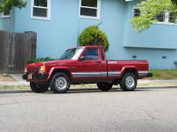 1987 jeep comanche 1990 jeep comanche information and photos zombiedrive