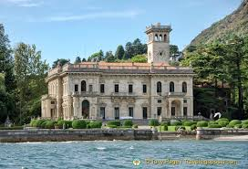 George Clooney Home In Italy Lake Como Cruise George Clooney Lake Como Lake Como Villas