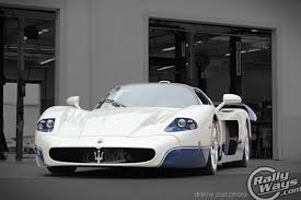 maserati bordeaux ultra rare maserati mc12 hyper car this car is 1 of only 50 ever