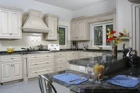 white kitchen cabinets with gray glaze pin on kitchen