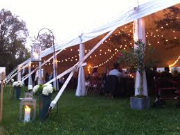 Canopy Tent Wedding by Flannery And Christopher U0027s Williamstown Wedding Seitel Lighting Llc