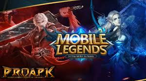 Mobile Legends Mobile Legends 5v5 Moba Android Gameplay Proapk Android Ios