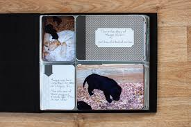 dog scrapbook album scrapbooking pets project mini album simple scrapper