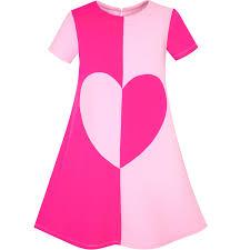 online get cheap girls heart dress aliexpress com alibaba group