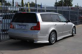 nissan stagea 2003 nissan m35 250t rs4 stagea v6 turbo awd wagon u2014 western
