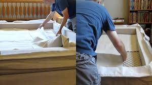 Sleepnumber Beds Sleep Number M7 Bed Assembly Air Chamber Layer Part 2 Of 3