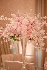Long Vase Centerpieces by 25 Best Pink Flower Centerpieces Ideas On Pinterest Tall Vases