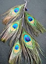 peacock feather earrings s peacock feather earrings 14 boho bohemian hippie