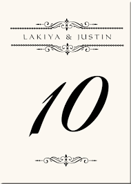 free table number templates buddhist hindu wedding table cards indian table numbers fusion