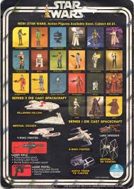 wars cards wars figure backing cards cardbacks diecast vehicles