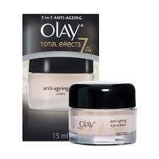 Krim Olay Total Effect 7 produk olay untuk kulit berminyak yang recommended