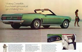 ford mustang ads mustang in the 60s vintage ads am york