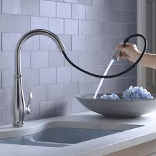 kitchen awesome pull down swing spout docking magnetic spray