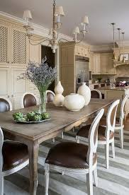 Brown Leather Chairs For Dining French Dining Table With Cabriole Legs And Round Back Dining