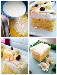 tres leches cake a cinco de mayo treat the novice housewife