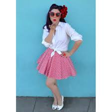 pin up girl costume diy pin up girl costume our everyday