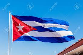 Cuban Flag Images Cuba Caribbean South America Cuban Flag Stock Photo Picture