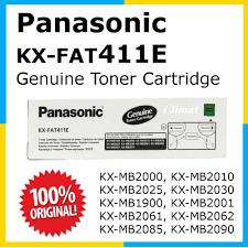Toner Panasonic Kx Mb2085 panasonic kx fat411e genuine toner catridge shopee malaysia