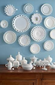 Glass Buffet Plates by Facts About Milk Glass Milk Glass Collectibles