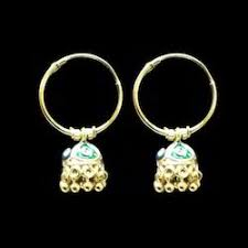 gujarati earrings gold earrings in rajkot gujarat sone ki baliyan manufacturers
