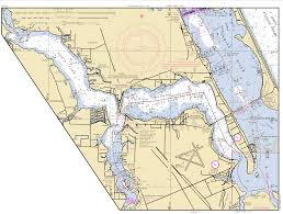 India River Map by Destruction Of St Lucie River Jacqui Thurlow Lippisch