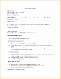 resume template for engineering freshers resume exles sle resume for ojt mechanical engineering students luxury 13