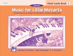Peechy Folder Music For Little Mozarts Flash Cards A Piano Course To Bring Out