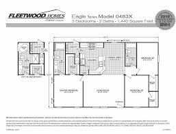 Fleetwood Manufactured Homes Floor Plans Fleetwood Homes Double Wide Floor Plans