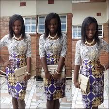 tenue africaine pour mariage des idées de tenues en pagne pour invités part 2 blacknwed