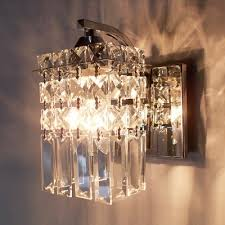 crystal sconces for bathroom fashion style bathroom crystal lights beautifulhalo com