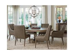 tommy bahama dining table tommy bahama home cypress point 561 875c atwell round dining table