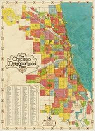 chicago map chicago neighborhood map second edition maps atlases big