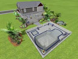 backyard design software exclusive backyard design plans tags