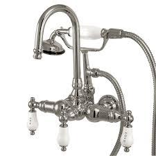 bath u0026 shower kingston brass kitchen faucet brass brass