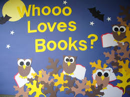 whoooo loves books