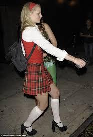 jennifer morrison dressed as cher horowitz for halloween