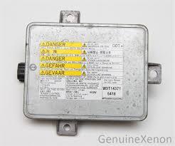 02 05 acura 3 2 tl type s xenon hid ballast control module