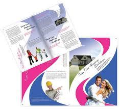 urban real estate brochure templates