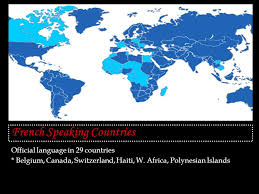 French Language Countries - who speaks what where and why ppt download